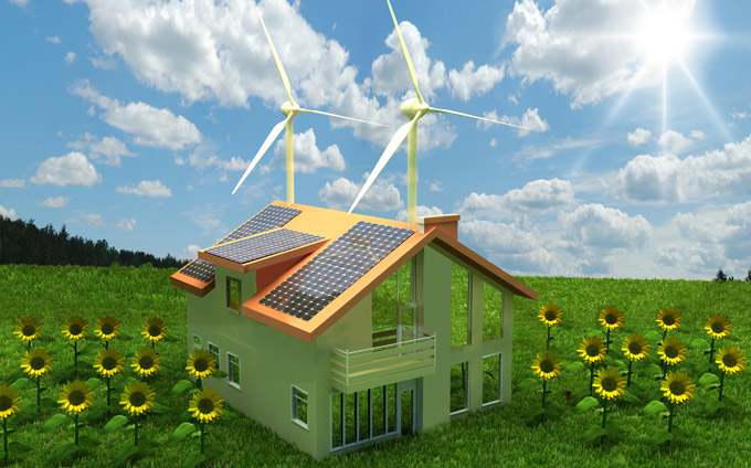 Presentan cr dito para energ a renovable en viviendas - Fotos energias renovables ...
