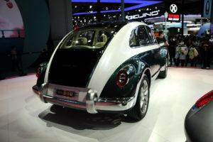 Empresa china lanza auto eléctrico: un 'vocho'