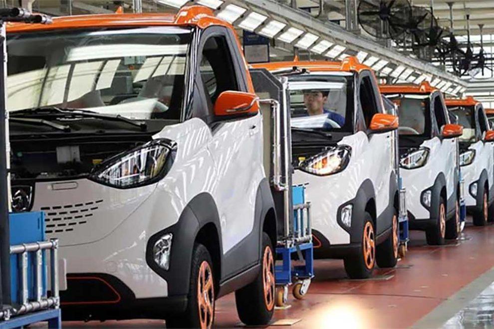 Las consecuencias para los metales por la expansión mundial de los vehículos eléctricos de China